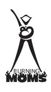 Burning Moms Logo