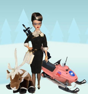 Caribou Barbie