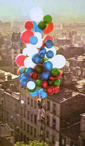 from film The Red Balloon