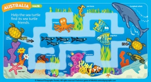Great Barrier Reef Fun Activities For Kids