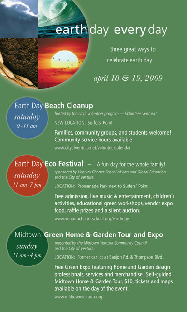 earth day 2009. Earth Day 2009 Celebrations,