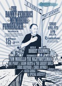 newsdf_memorialshowflyer1 Danny Federici Tribute show