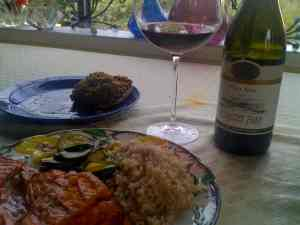 copper river & oyster bay pinot
