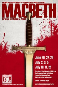macbeth_poster CLU Kingsmen