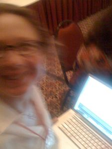 Art Predator ready to live blog at WBC 09