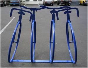 blue bike riack from http://www.creativemetalworksllc.com/Pages/custom_all.html