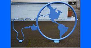 globe bike rack http://www.creativemetalworksllc.com/Pages/custom_all.html