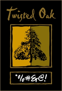 Twisted Oak's Potty Mouth Red