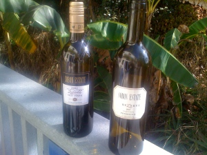 Sobon Family Wine Primitivo and Old Vine Zin