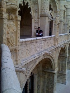 actorBelem Jeronimos Monastery