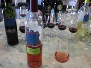 Alentex wines from Enoforum