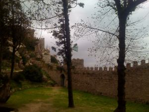 castle at SIntra