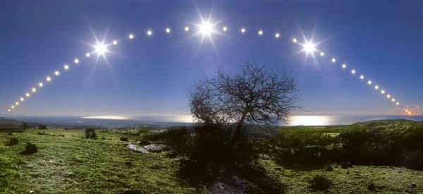 winter_solstice by Danilo Pivato from NASA's APOD