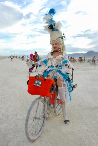 Burning Man Tickets 2010: The Cost to Build The Metropolis