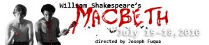 Ventura's Rubicon Theater Does Macbeth This Weekend