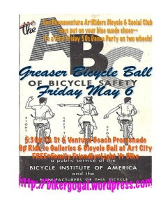 First Friday 50s ArtRide Kicks off Ventura's CycloMAYnia: Route Revealed!