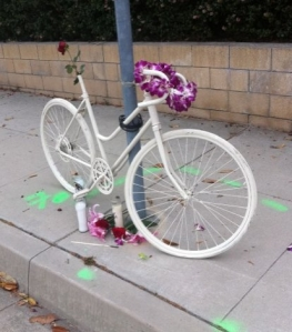 """Ride of Silence"" May 18 for Fallen Cyclists: Please Watch Out & Respect Cyclists"