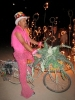 Burning Man's Radical Experiment in Alt Transportation: you gotta have a bike