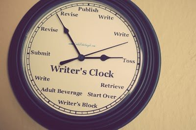 The Writer's Clock
