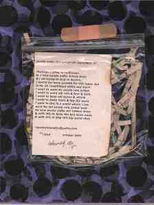 poetry broadside of a sonnet for September 11