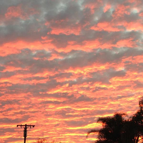 Santa Barbara Solstice Eve 2016 sunset