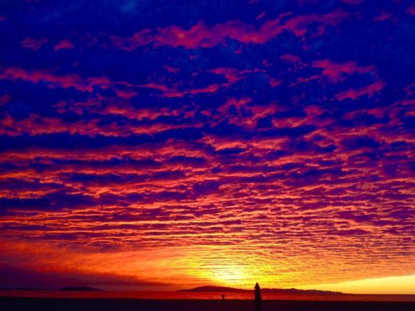 Solstice Eve in Oxnard photo by Sandy Burris