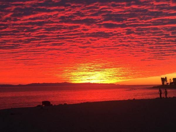 Solstice eve sunset by Melissa Navarro