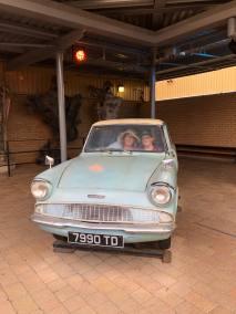 weasleys car